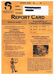 McReportCard